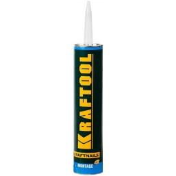 Клей монтажный KRAFTOOL KraftNails Premium KN-905, особопрочный, многоцелевой, без растворителей, 31