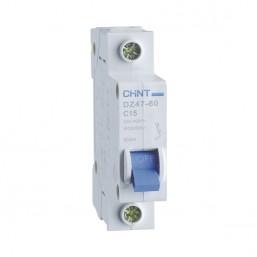 Автоматический выключатель DZ47 1P C 25 Chint