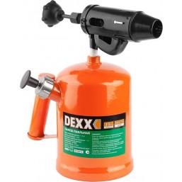 Лампа DEXX паяльная, стальная, 1,5л