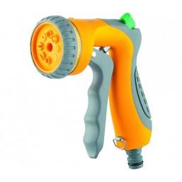 Пистолет-распылитель, 8-режимный, курок спереди, эргономичная рукоятка   PALISAD LUXE 65180