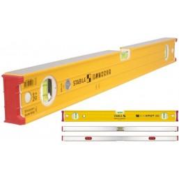 Строительный уровень Stabila 96-2M / 120 cm 4 магнита