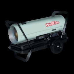 Дизельный нагреватель WF100 Wellfire, прямого действия