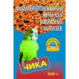 Чика витамины д/волн и сред поп 20 гр (1*1000