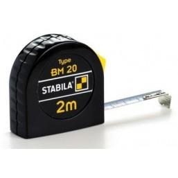 Рулетка Stabila BM 20 5m 12,5mm width