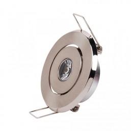 SPOT светильник LED HL671L 1*1W 6400