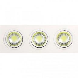SPOT светильник LED HL6703L  3*5W 6400K