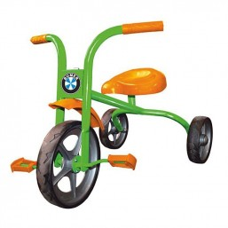 30511005 Велосипед детский зелено-красный