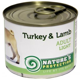 NP Dog Adult Light Turkey&Lamb 200g dog food