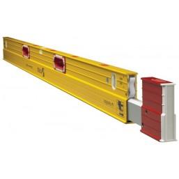 Строительный уровень Stabila 106TM / 186-318 cm