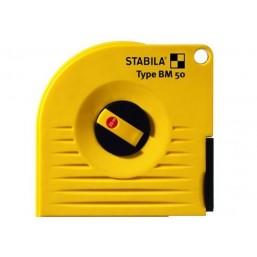 Рулетка Stabila BM 50 10 m 13 mm width