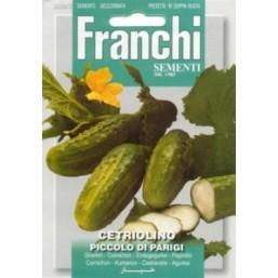 Огурцы Piccolo Di Parigi  (0,2 гр) 38/2 Franchi Sementi