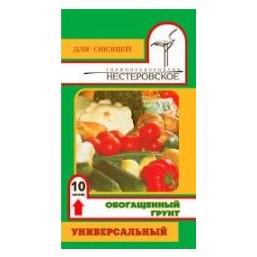 """Грунт Универсальный для овощей, 20л,"""" Нестеровское """" (10 кг)"""