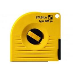 Рулетка Stabila BM 50 30 m 13 mm width