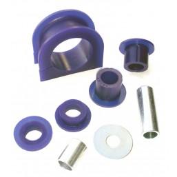 SuperPro Комплект сайлентблоков для рулевой рейки. SPF1836K