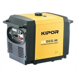 Генератор постоянного тока G6DCG-M KIPOR