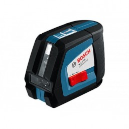 Линейный лазерный нивелир (построитель плоскостей) 0601063101 Bosch GLL 2-50 + BS 150, Рабочий диапа