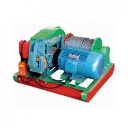 Лебедка электрическая JK 2 г/п 2 т, длина троса 200 м