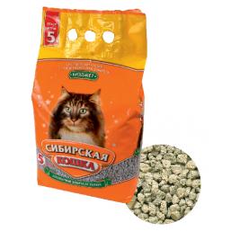 Сибирская Кошка Бюджет 3л