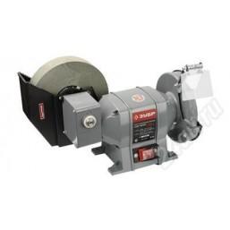 Станок ЗУБР точильный, диски 150х20х32мм/200х40х32мм, 2950/134об/мин, 250Вт