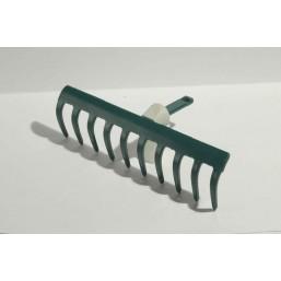 """Грабли RACO """"MAXI"""", 18 зубцов, с быстрозажимным механизмом, 460мм"""