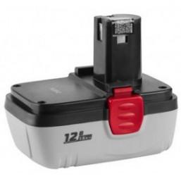Батарея ЗУБР аккумуляторная для шуруповертов, 1,5 А/ч12.0 В