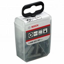Набо насадок-бит Extra-Hart 25 мм PZ 2