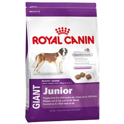 Сухой корм Royal Canin Giant Junior 4kg