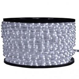 Дюралайт LED круглый белый