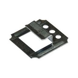 Крепеж ЗУБР для блок-хауса оцинкованный, 7,0мм, 25шт