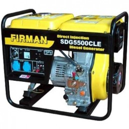 Дизельная электростанция Firman SDG5500CLE