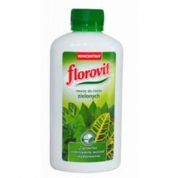 Удобрение жидкое для лиственных растений 0,24л.  ФЛОРОВИТ