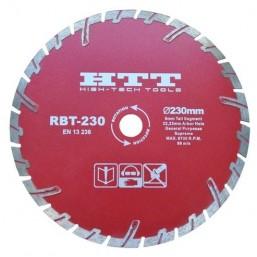 Диск алмазный, ROBUST-RBT  - 125 х 2,5 x 8 х 22.23 мм