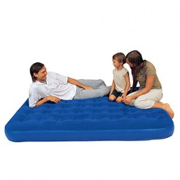 Кровать надувная Bestway Fashion Flocked Air Bed King