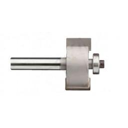 Фреза для выборки паза с подшипником 33x2.5x8x50 мм Интерскол 2193500303302