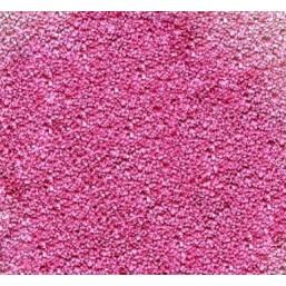 Песок речной темно розовый 20 кг