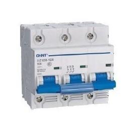 Автоматический выключатель DZ158-125 3P C 80 Chint
