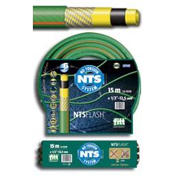 Шланг поливочный FLASH NTS (12,5 мм, 15 м)  FITT (Италия)