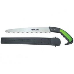 Ножовка садовая, 300 мм, 2-х компонентная рукоятка + ножны, PALISAD 236035