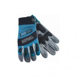 Перчатки универсальные комбинированные STYLISH, XL GROSS 90328