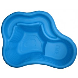 Пруд синий 110*90*35 см (150л)