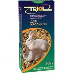 Е075 Триолл- Криспи корм для кроликов