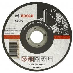 ОТРЕЗНОЙ КРУГ INOX 115Х2 ММ 2608600093 Bosch