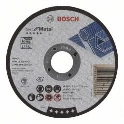 Отрезной круг Best по металлу 115x2,5, прямой