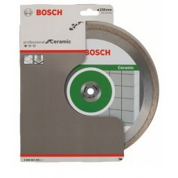 Алмазный диск Professional for Ceramic230-25,4