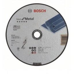 Отрезной круг Best по металлу 230x1,9, прямой