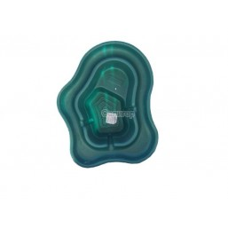 Пруд зеленый 145*110*50 см (270л)