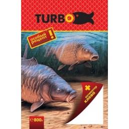 Приманка универсальная Лещ Экзотик TURBO 0.8 кг