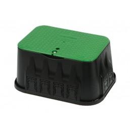Клапанный короб квадратный с крышкой и болтом. ДхШхВ = 64х47,5х31 Rain Bird VBA02675