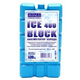 Аккумулятор холода Camping World Iceblok 400 (вес 400г)
