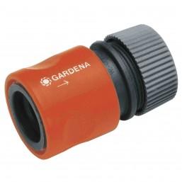 """Коннектор стандартный 13 мм.(1/2""""), в упаковке Gardena 02915-29.000.00"""